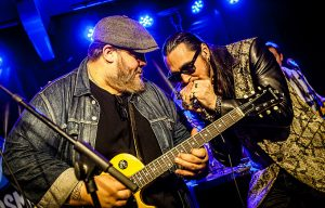 Nick Moss Band feat  Dennis Gruenling   LOWTONE